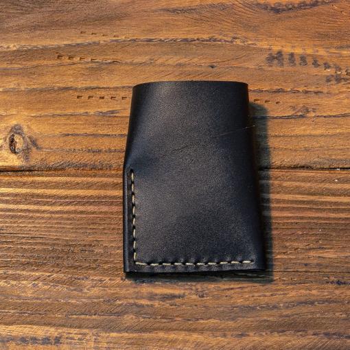 portofel piele negru personalizat