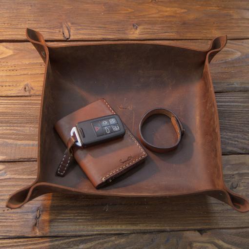 supoer din piele pentru accesorii, telefon portofel piele, chei