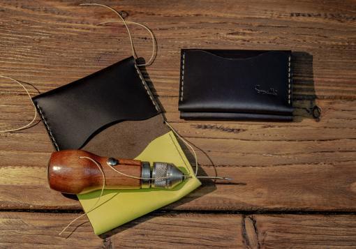 portofel piele personalizat