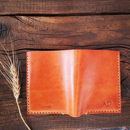 portofel personalizat initiale