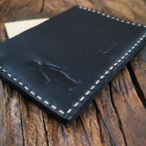 portcard piele neagra