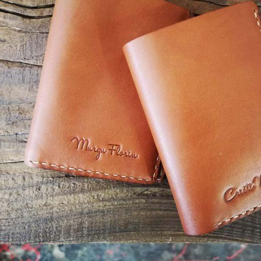 portofel pentru buletin personalizat